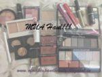 MUA (Make Up Academy) Haul !!  – Mega Haul :P