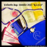 """Vellvette Bag – October 2013 """"K.I.S.S."""" (Keep It Simple & Sexy) !!"""