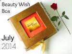 Beauty Wish Box July 2014