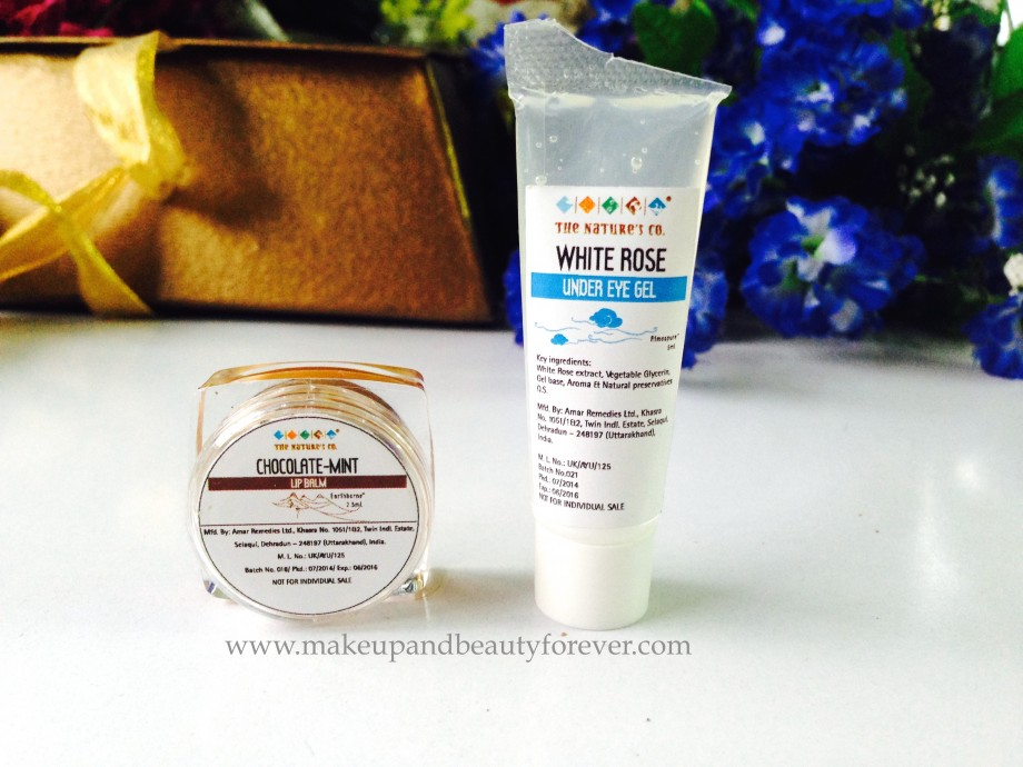 Nature White Gel Used For Skin