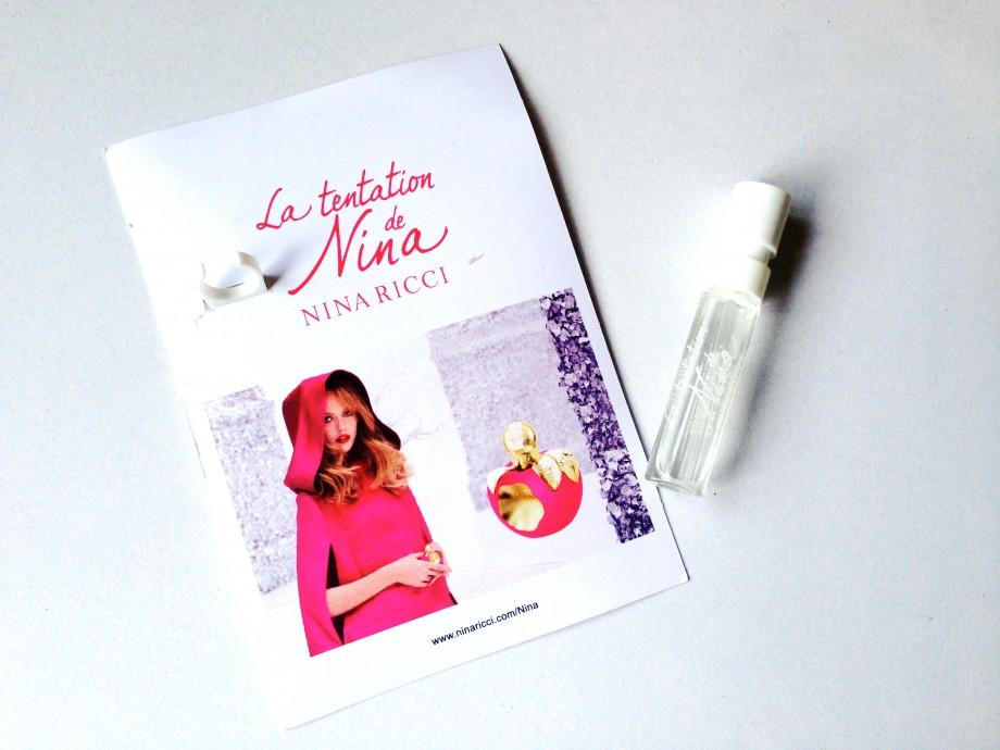 La Tentation de Nina Perfume for Women by Nina Ricci Review