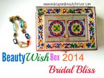 Beauty Wish Box October 2014 – Bridal Bliss by The Nature's Co