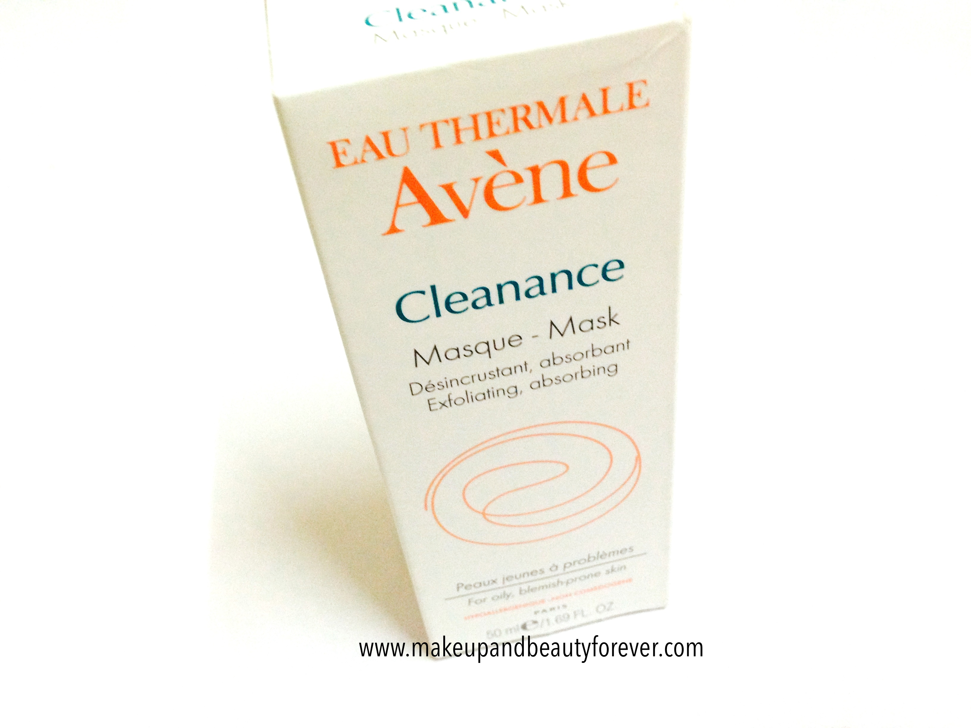 eau thermale avene cleanance masque mask makeup and. Black Bedroom Furniture Sets. Home Design Ideas