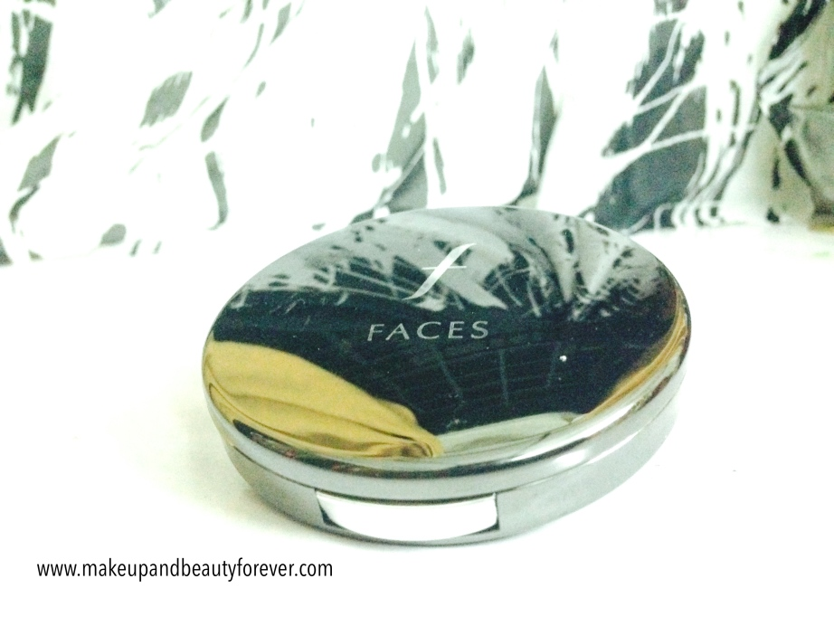 Faces Canada Silken Finish Pressed Powder Beige 03 Review mbf