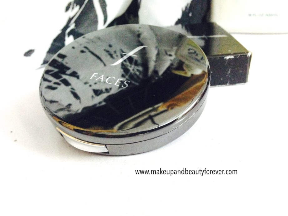 Faces Canada Silken Finish Pressed Powder Beige 03 Review mbf India