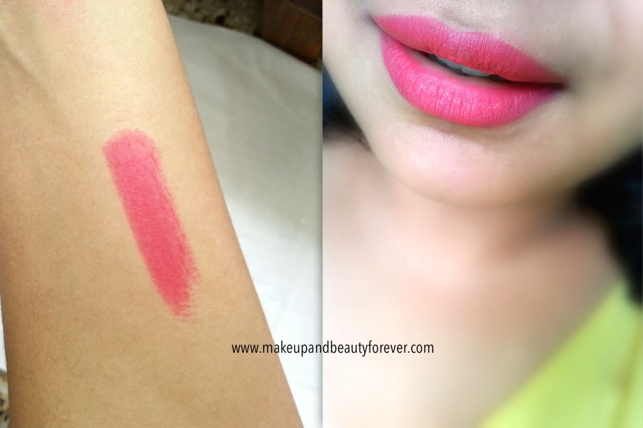 MAC Relentlessly Red Retro Matte Lipstick Review Swatches