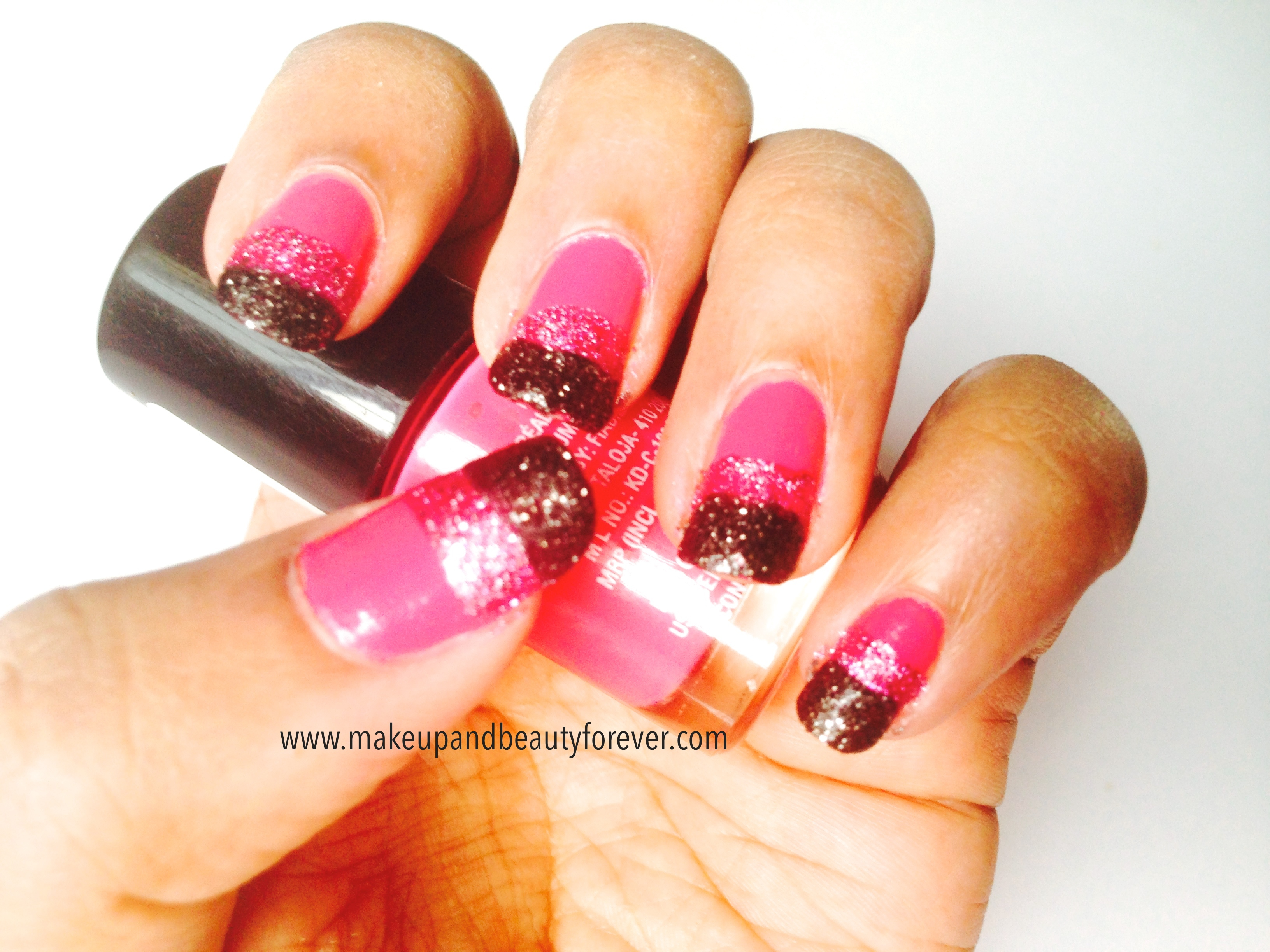 Fuschia Color Nail Art ~ the best inspiration for design and color ...