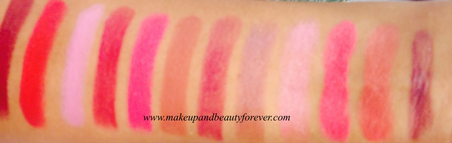 All Maybelline Super Stay 14 Hour Lipstick Wine and Forever, Enduring Ruby, Perpetual Peony, Lasting Chestnut, Please Stay Plum, Consistently Truffle, Eternal Rose, Endless Raisin, Ultimate Blush, Stay With Me Coral, Keep Me Coral, Always Plum