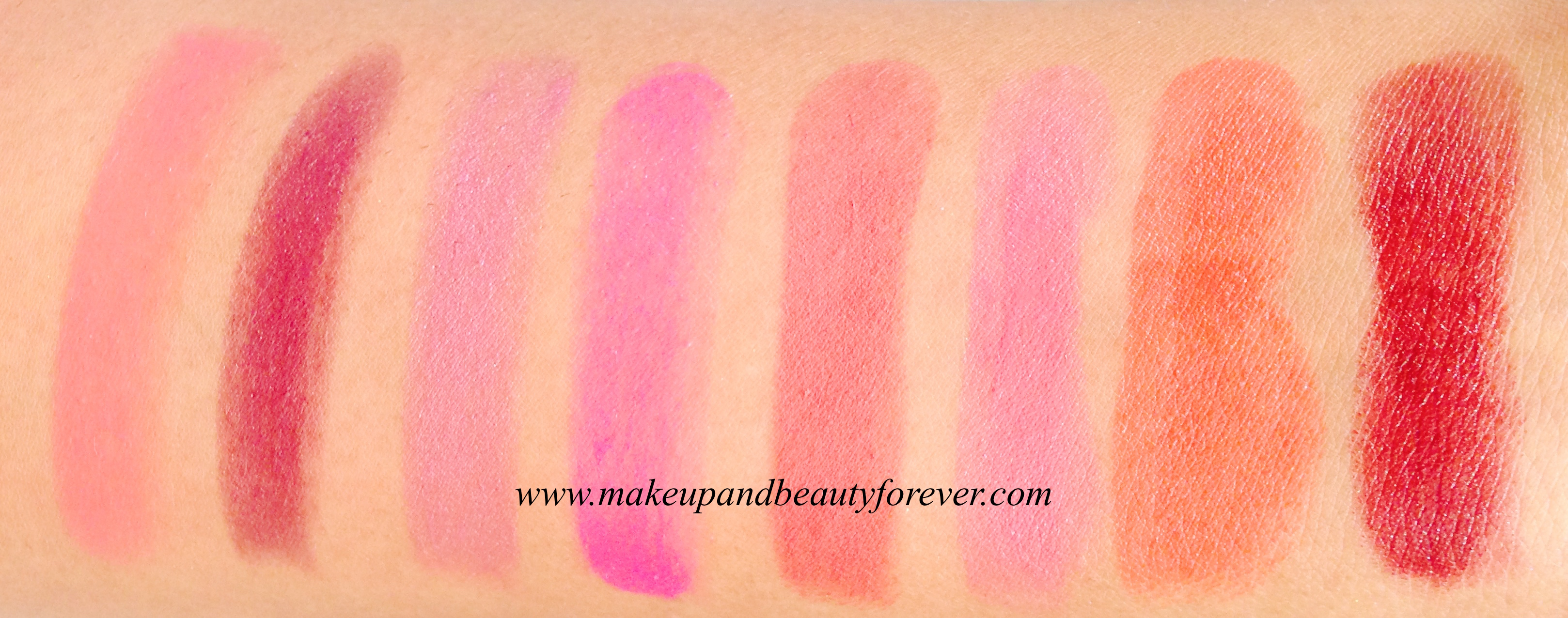 Revlon Super Lustrous Lipstick Review Shades Swatches