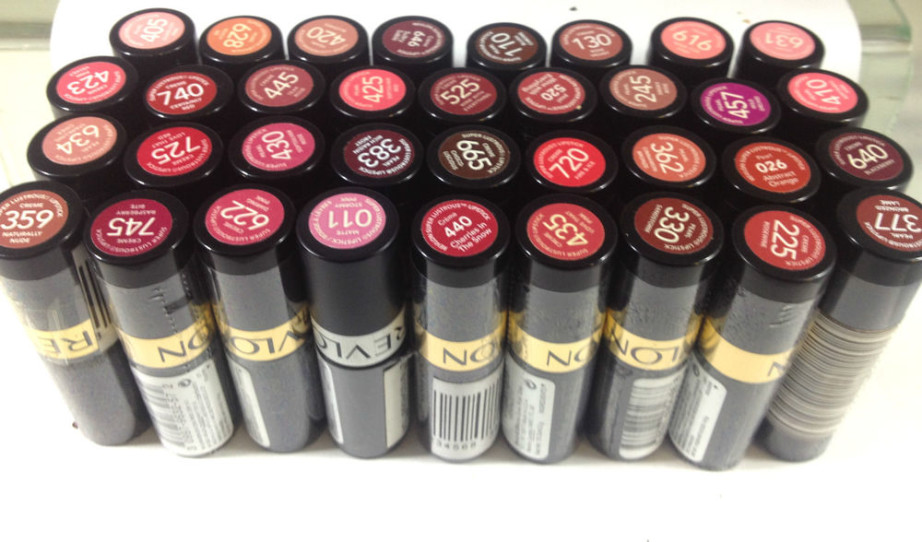Revlon lipstick chart revlon lipstick color chart revlon moon
