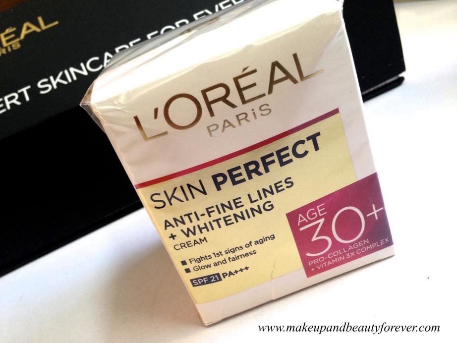 L'Oreal Paris Skin Perfect Range