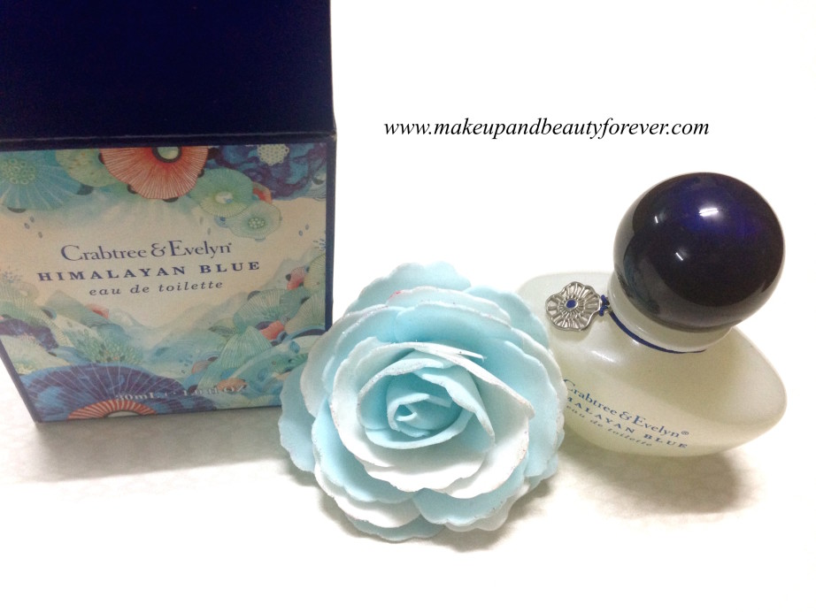 Crabtree & Evelyn Himalayan Blue EDT Perfume India