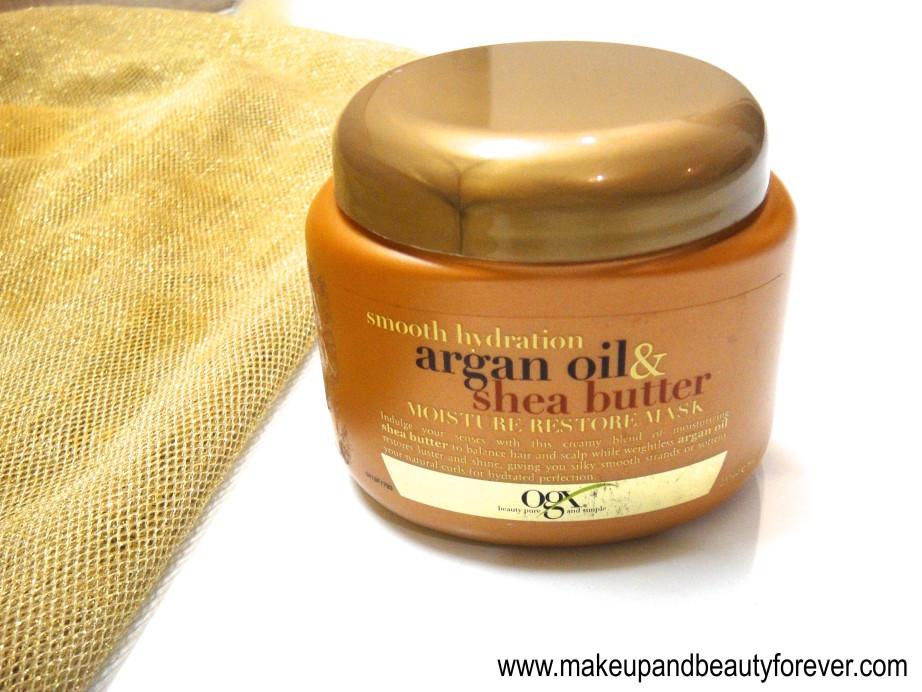 Organix Argan Oil Review Natural Hair