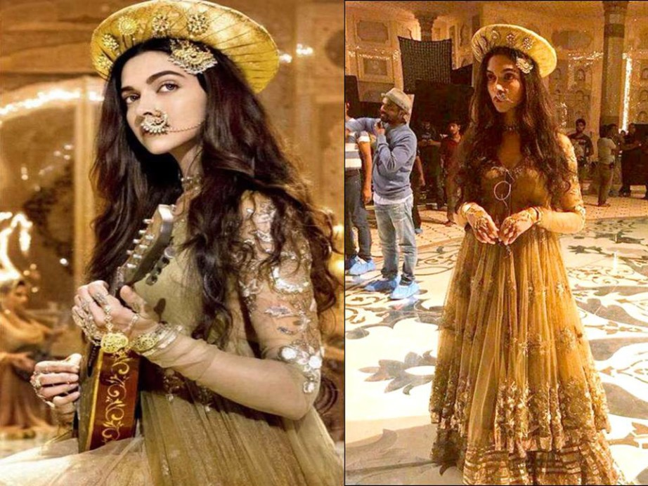 Best of Deepika Padukone Costumes Dresses and looks in ...