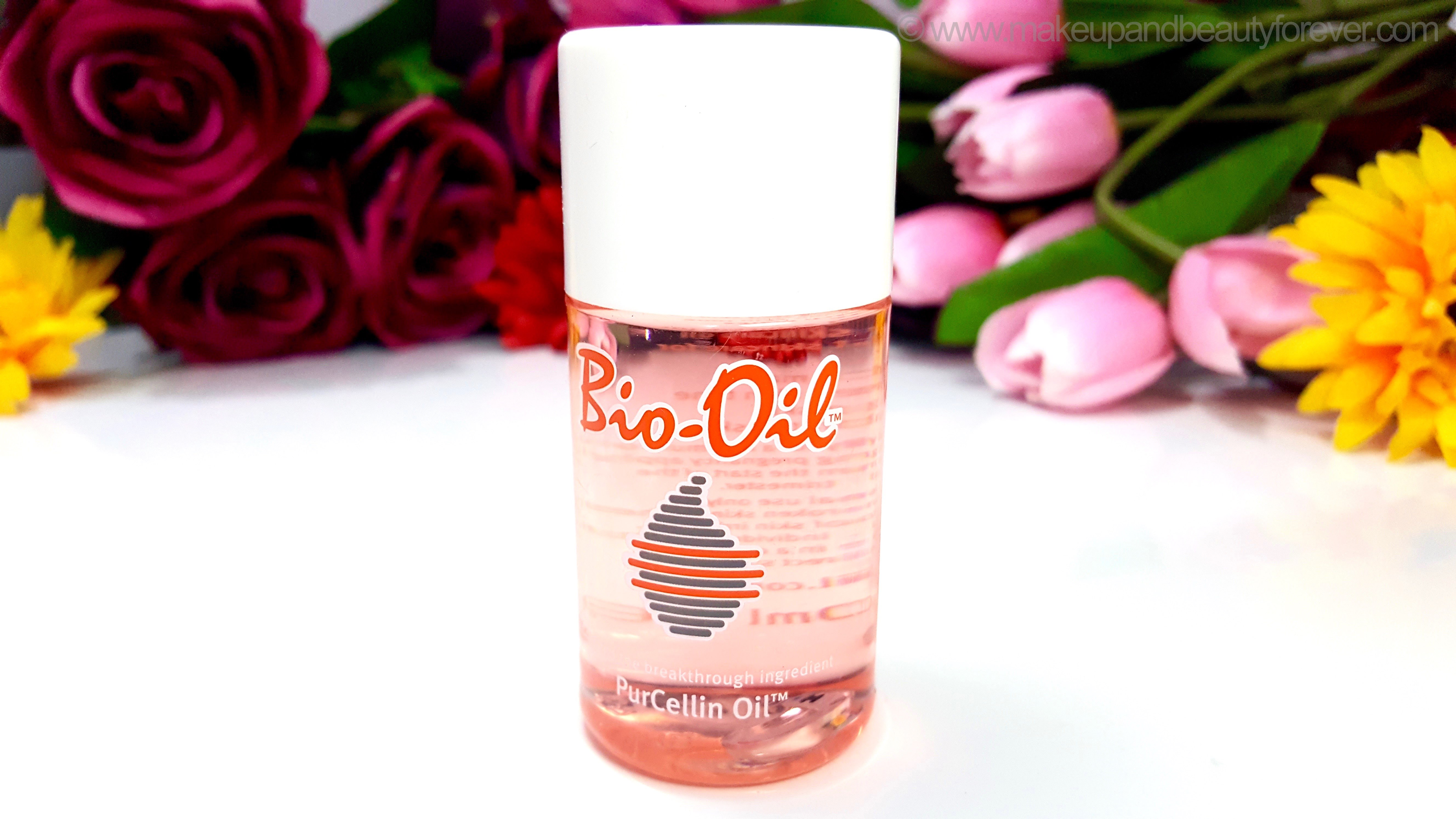 Bio Oil Multiuse Skincare Oil Review Ingredients Effects