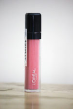 L'Oreal Infallible Mega Gloss Fight For It Shade 109 Review, Swatches