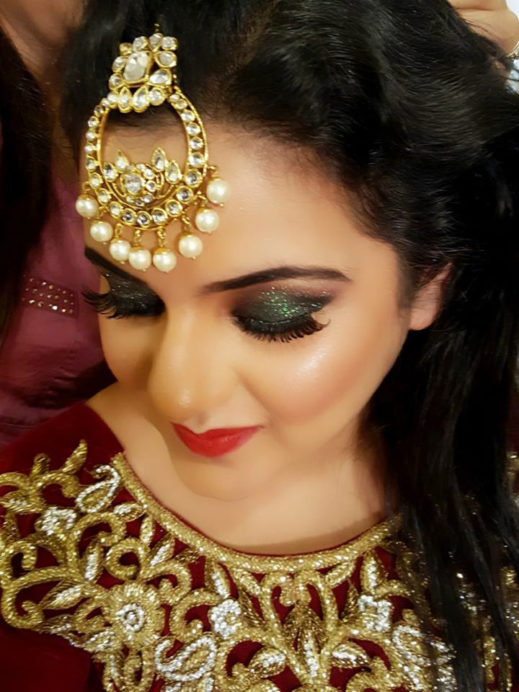 An Experience of Rohit Singh's Advance Makeup Class Bridal Makeup