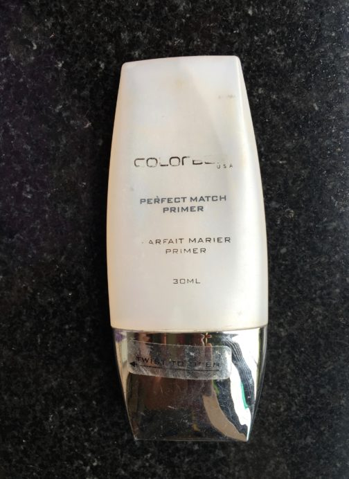 Colorbar Perfect Match Primer Review mbf