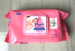 Johnson's Baby Skin Care Wipes as Makeup Removing Wipes Review