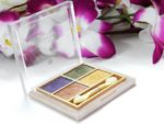 Lakme 9 to 5 Eye Quartet Eyeshadow Palette Tanjore Rush Review, Swatches