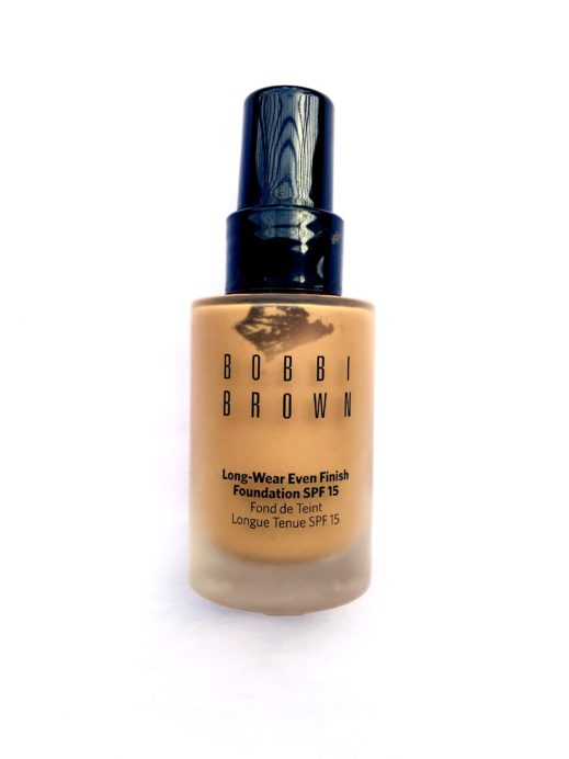 Bobbi Brown Long Wear Even Finish Foundation Spf 15 Review