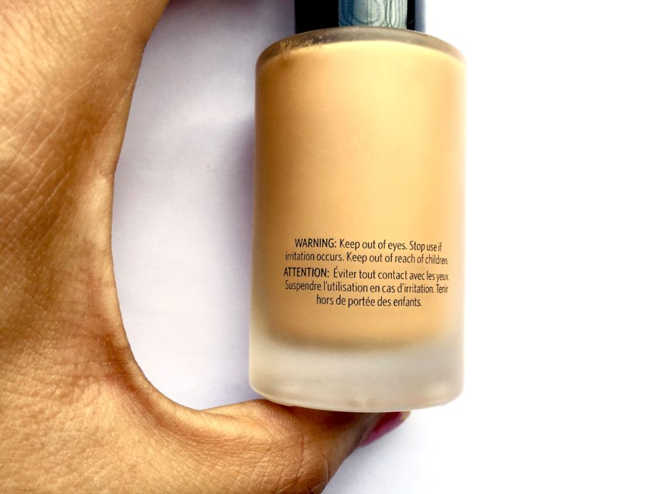 Bobbi Brown Long Wear Even Finish Foundation Spf 15 Review Swatches MBF Blog