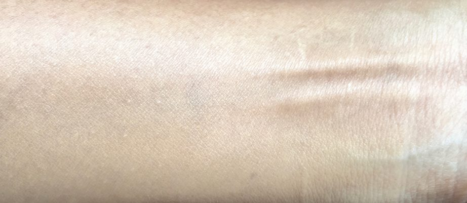 Bobbi Brown Long Wear Even Finish Foundation Spf 15 Review Swatches blended
