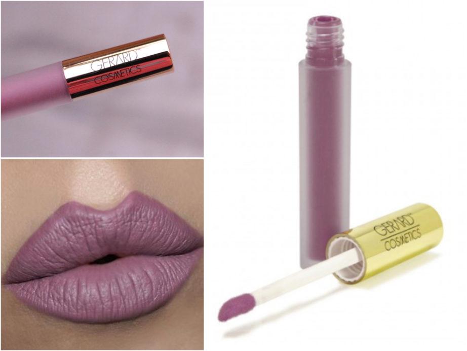 Gerard Cosmetics Hydra Matte Liquid Lipstick Ecstasy ...