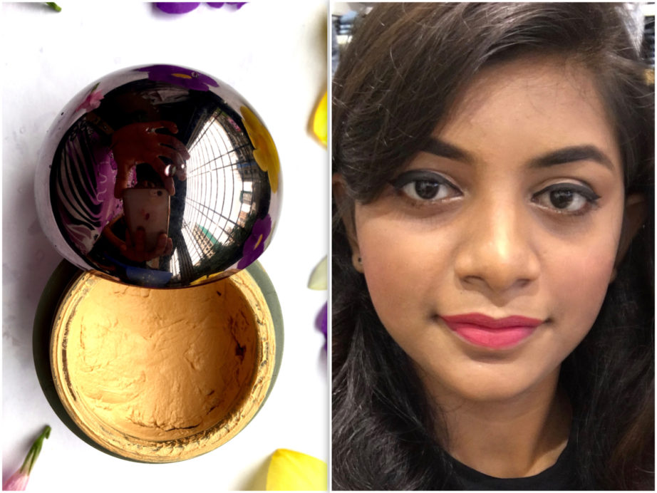 Lakme Absolute Mattreal Skin Natural Mousse Foundation Review Swatches