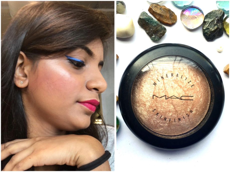Mac Soft Amp Gentle Mineralize Skinfinish Highlighter Review
