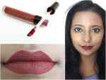 BH Cosmetics Matte Liquid Lipstick Lust Review, Swatches