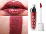 Dose of Colors Matte Liquid Lipstick Brick Review, Swatches
