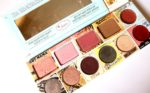 In the Balm of Your Hand Palette Review, Swatches