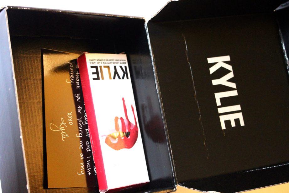 Kylie Jenner Lip Kit Mary Jo K Review