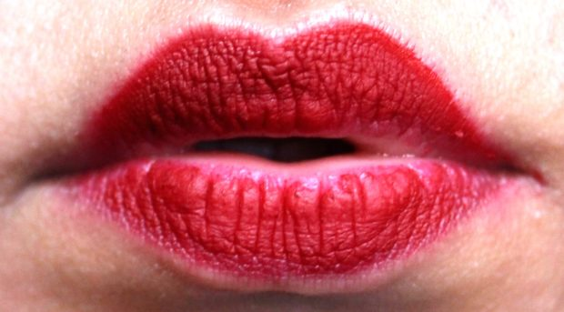 Kylie Jenner Lip Kit Mary Jo K Review Swatches 5 to 6 hours later