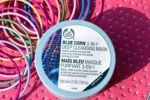 The Body Shop Blue Corn 3 in 1 Deep Cleansing Scrub Mask Review