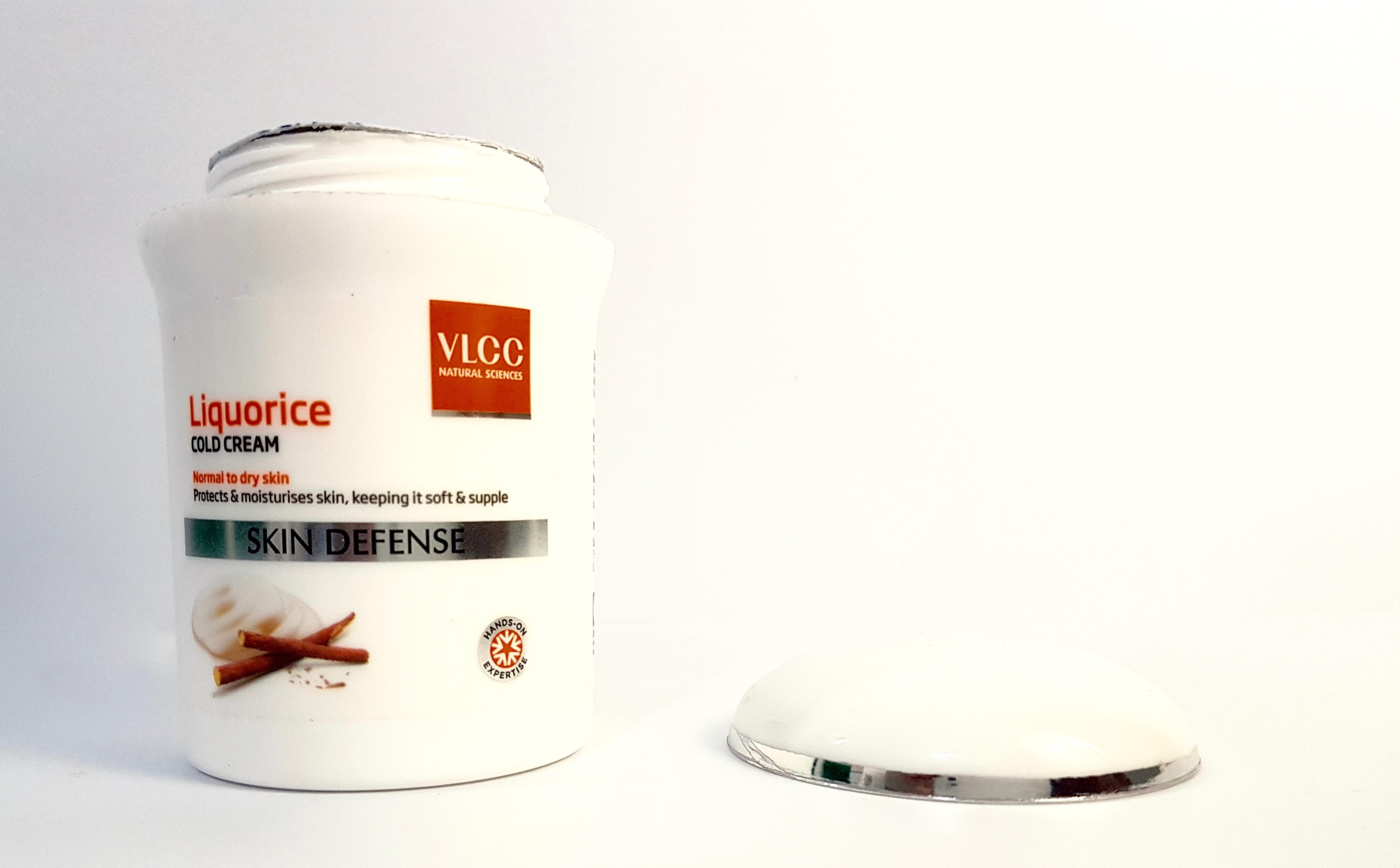 vlcc-skin-defense-liquorice-cold-cream-review-1 - Makeup ...