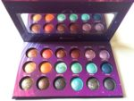 BH Cosmetics Galaxy Chic Baked Eyeshadow Palette Review, Swatches