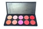 BH Cosmetics Glamorous Blush 10 Color Palette Review, Swatches