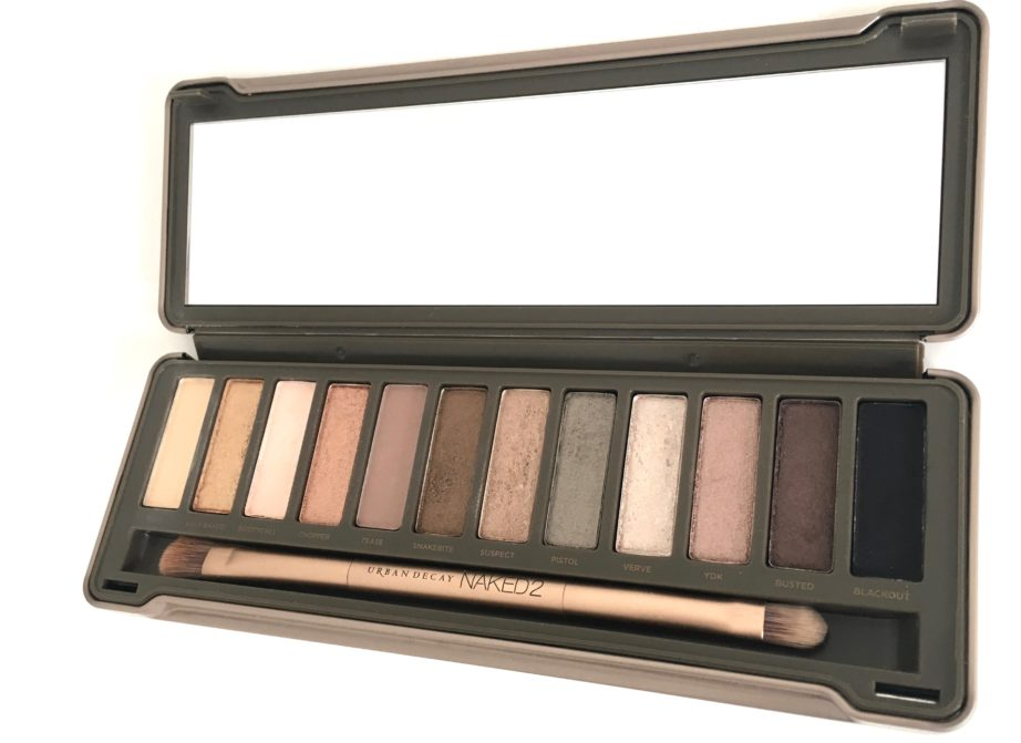 Urban Decay Naked 2 Eyeshadow Palette – The Makeup Store MNL |Urban Decay Palette 2