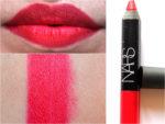 NARS Dragon Girl Velvet Matte Lip Pencil Review, Swatches