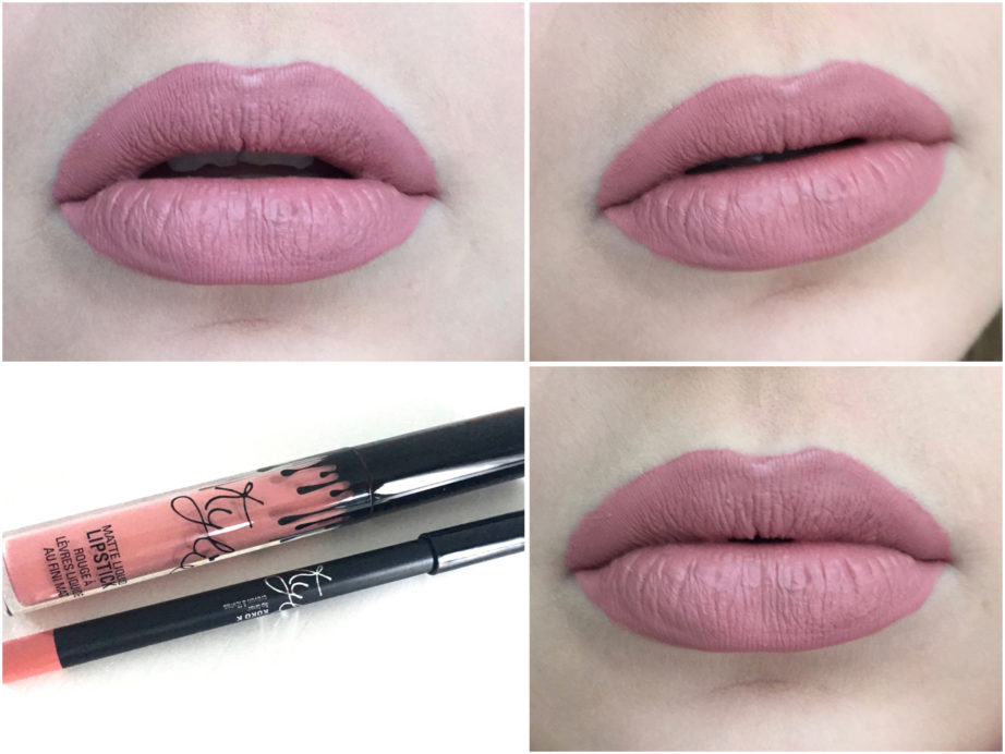 Assez 9 Kylie Matte Liquid Lipsticks Shades Review, Swatches JS71