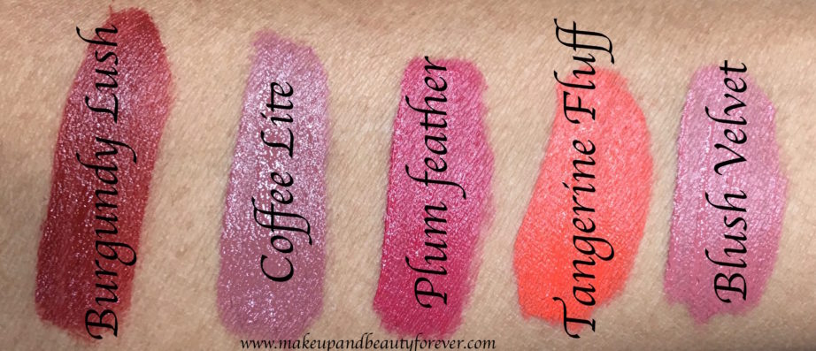 All Lakme 9 To 5 Weightless Matte Mousse Lip Amp Cheek Color