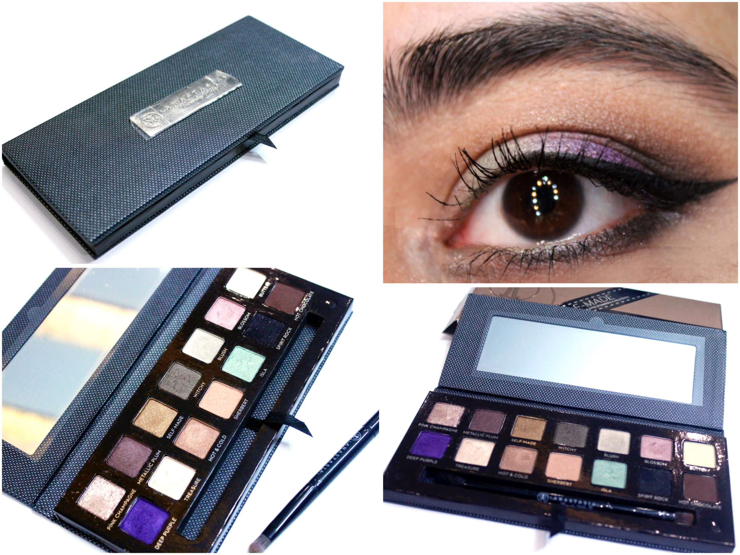 Anastasia Beverly Hills Self Made Eyeshadow Palette Review