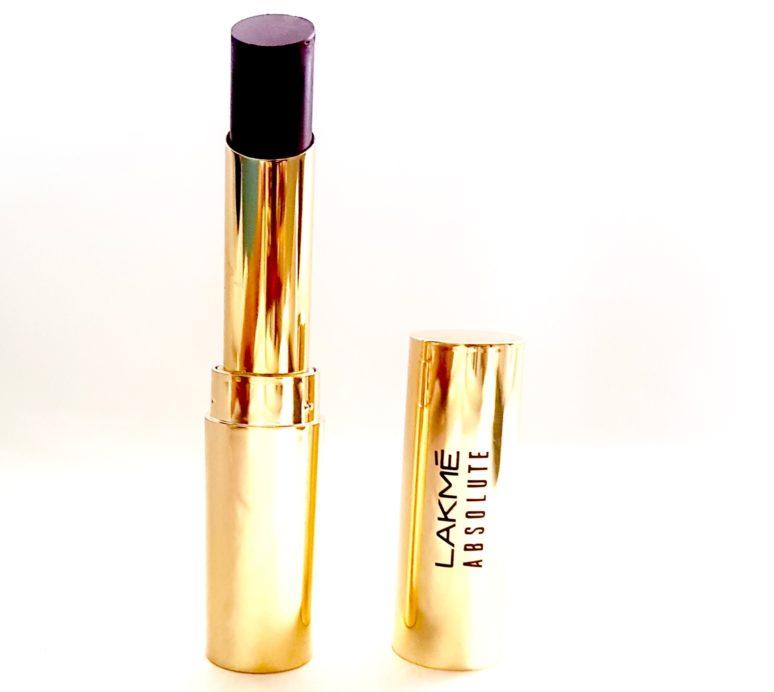 lakme absolute argan lipstick swatches