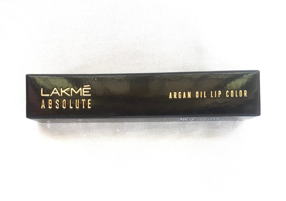 Lakme Absolute Argan Oil Lip Color Juicy Plum Review Swatches