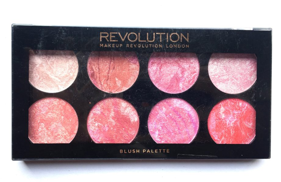 Makeup Revolution Blush Palette