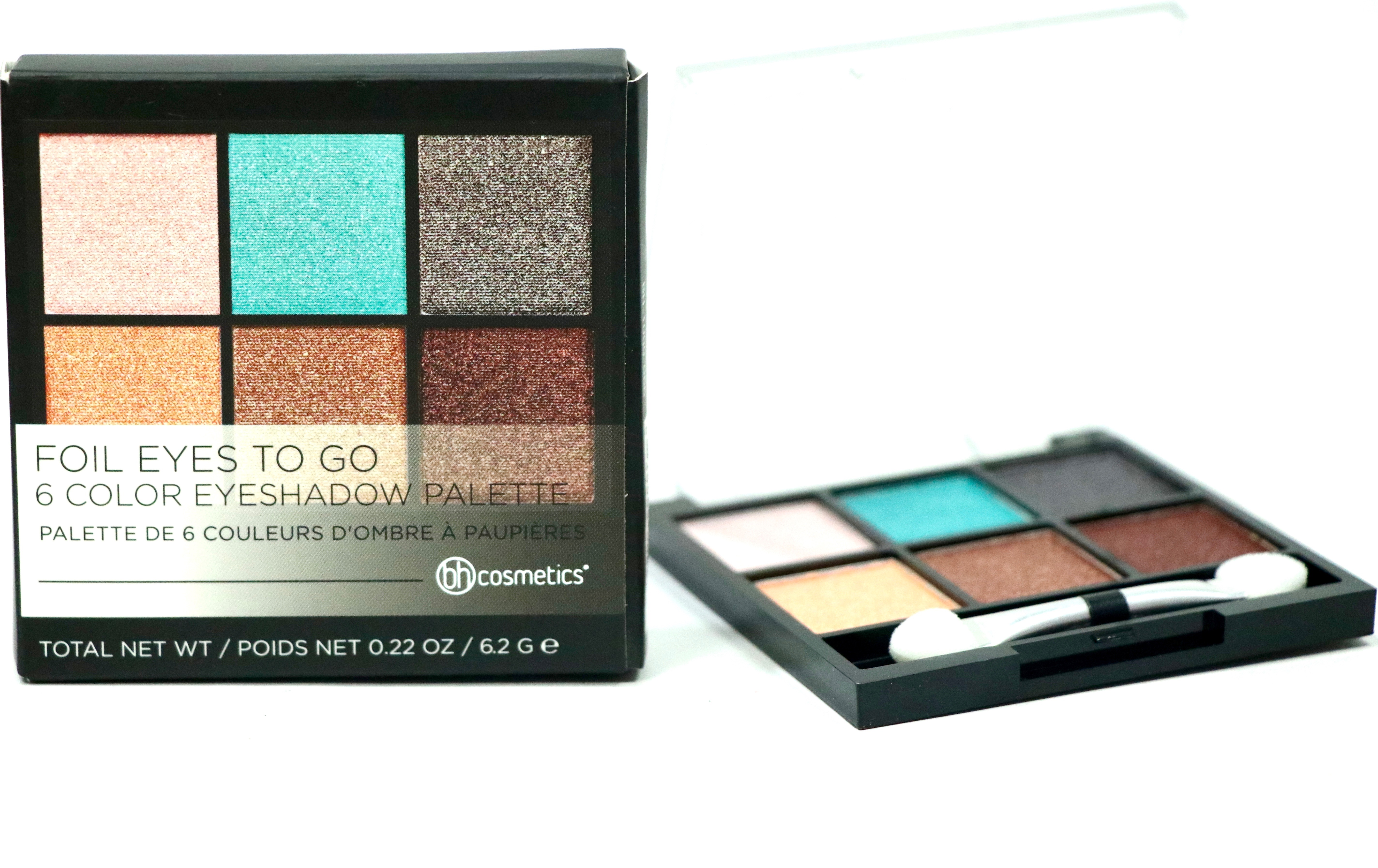 BH Cosmetics Forever Nude Sculpt and Glow Contouring Kit
