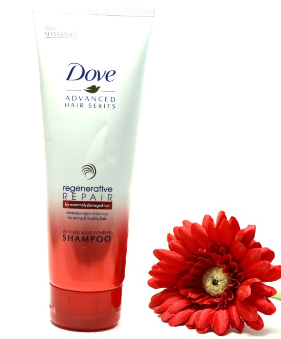 Dove Regenerative Repair Shampoo Review