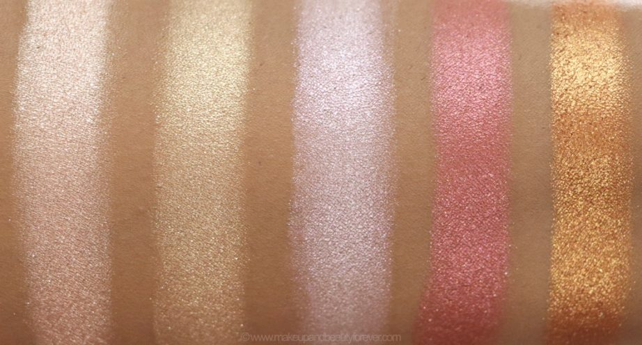 All Morphe Pressed Pigments 30 Shades Review Swatches